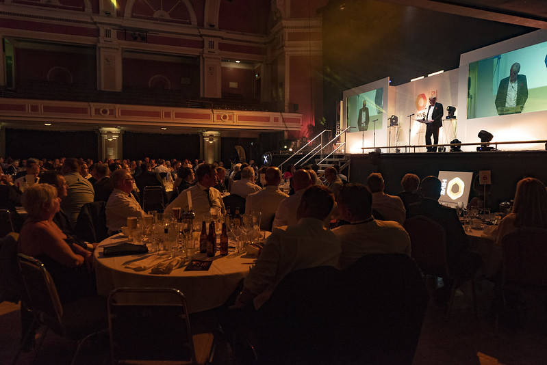 Sponsor this year's Hive business awards.